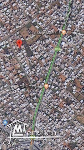 terrain route de mahdia sfax