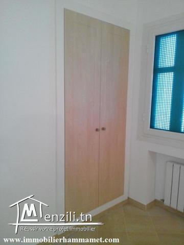 Appartement Kais à Yasmine Hammamet