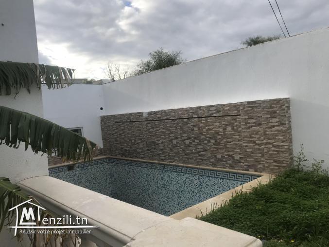 villa a vendre à la marsa