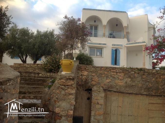 Occasion en or villa et garages