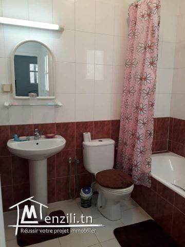 Location joli appartement meublé a Khzéma charkia