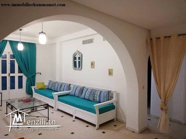 Appartement Nawres à Hammamet Centre