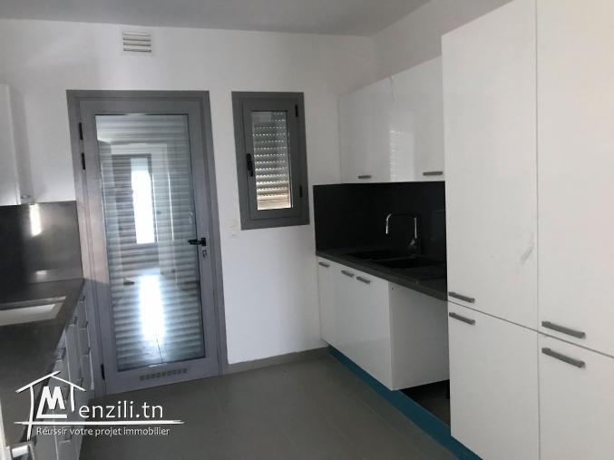 A vendre un appartement à Gammarth