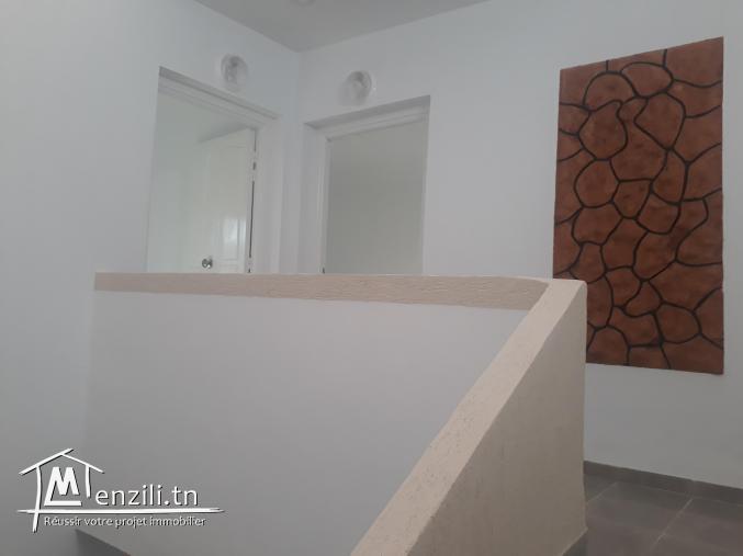 Immeuble neuf composé de 4 appartements au coeur de la   médina de Nabeul