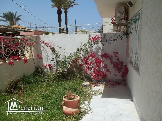A vendre luxueux appartement à la falaise-Monastir