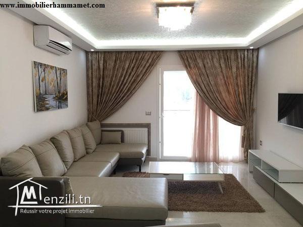 Appartement dans la résidence Mari à Hammamet