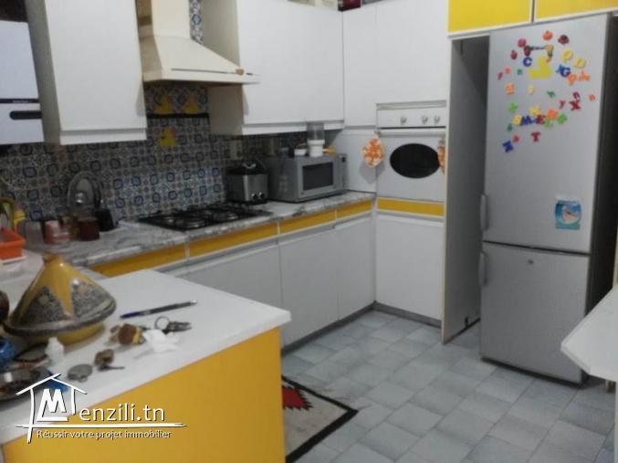 Duplex de 172 m² à Hammamet nord dans une résidence gardée