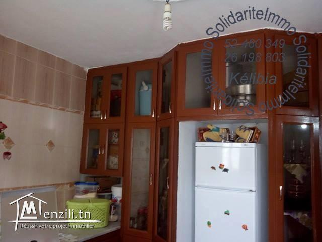 villa 205m² à kelibia