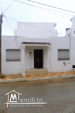 Villa de plein pied  à Cité Manazeh, sahloul