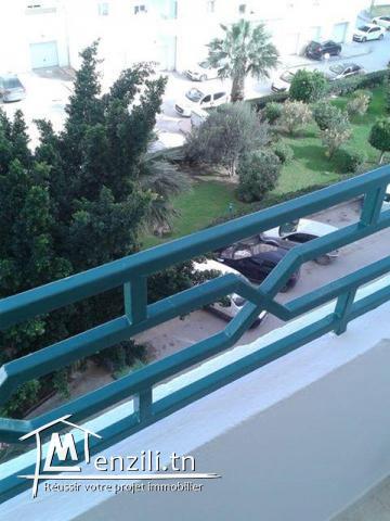 À louer un apparemment  S+2 à Diar Soukra 2, Ain Zaghouan -tout prés du lac 2-