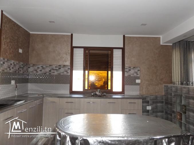 Une superbe villa R+1 récemment construite à AFH Mrezga