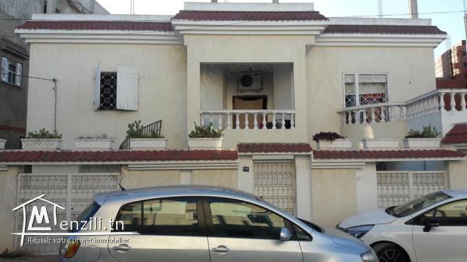 vends villa de 4 maison
