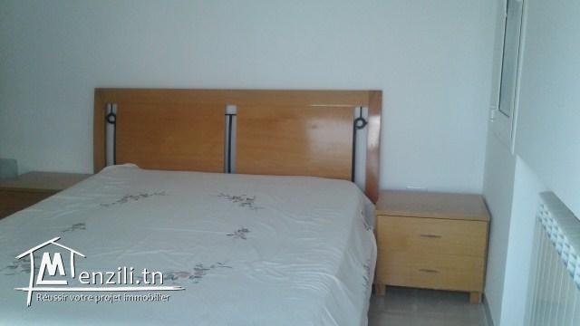 un magnifique appartement sur la route touristique à hammam sousse