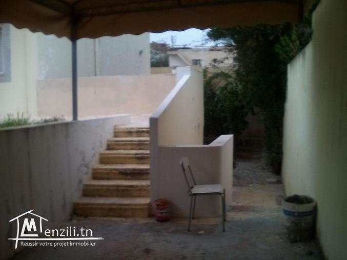 Au Jardin d'el Menzah villa duplex titre foncier au meilleur prix