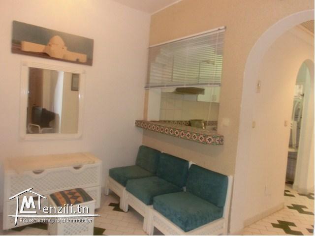 A vendre à Kantaoui un bel appartement