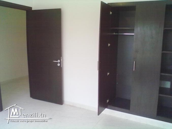 Appartement neuf au jardins d'el menzah 1