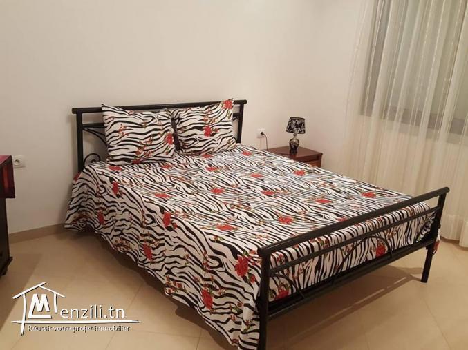 A vendre  un magnifique appartement dans une résidence chic à sousse corniche la zone touristique