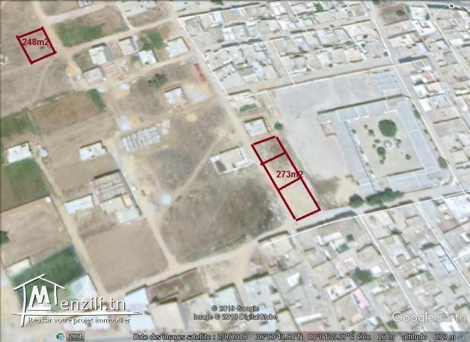 un terrain à vendre à cité bosténe kelibia 50522361