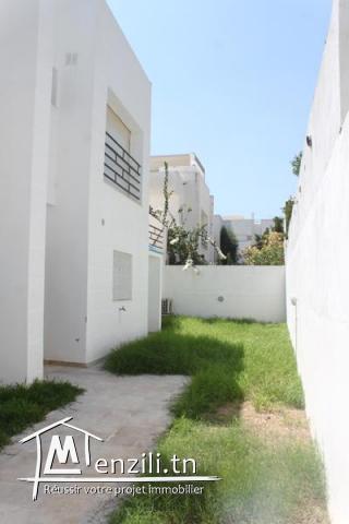 Duplex 300m plage béni khiar