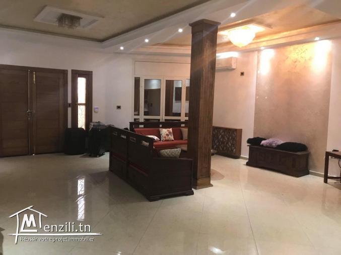 A vendre Complexe habitation Haut Standing( Villa + 6 Appartements et Un studio)ben arous