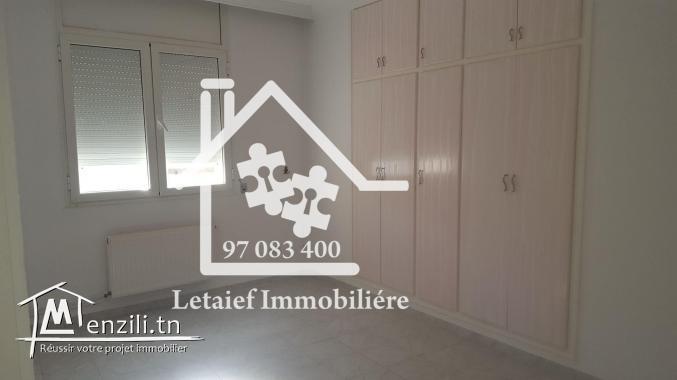 Appartement a louer a Ghrabi