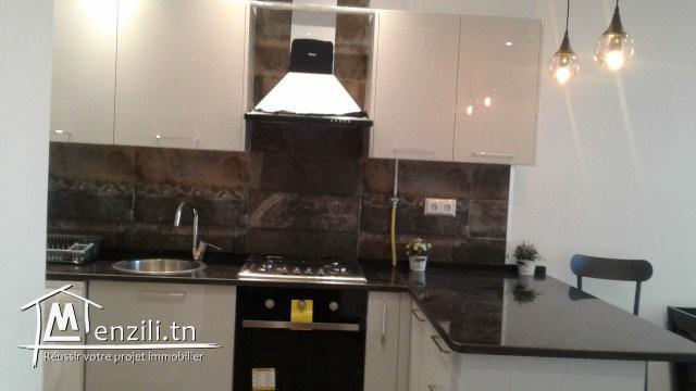 A louer un magnifique appartement à Hammam sousse sur la route touristique