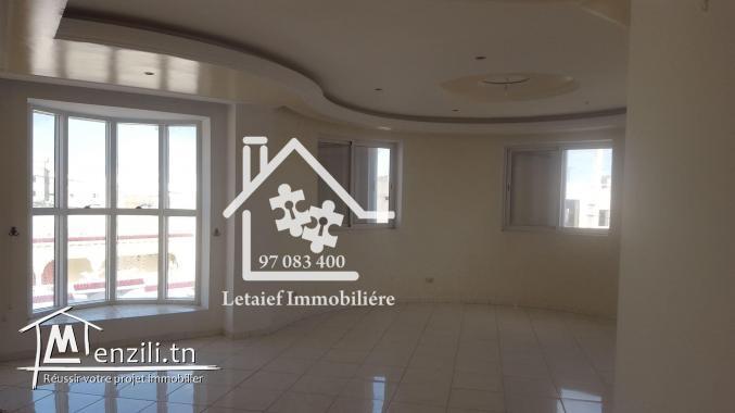 Appartement a Ghrabi a louer
