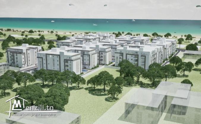 Appartements haut standing – BOUSTEN – Hammamet - Tunisie