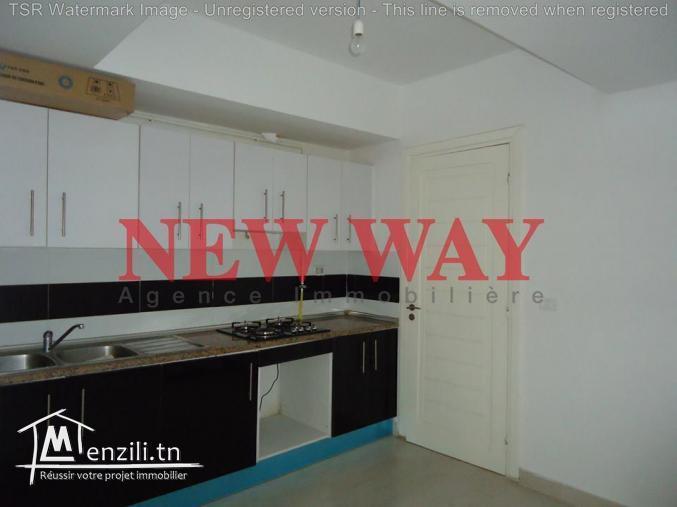 Appartement (S+2) de 144 m² à hergla directe promoteur prés de la mer