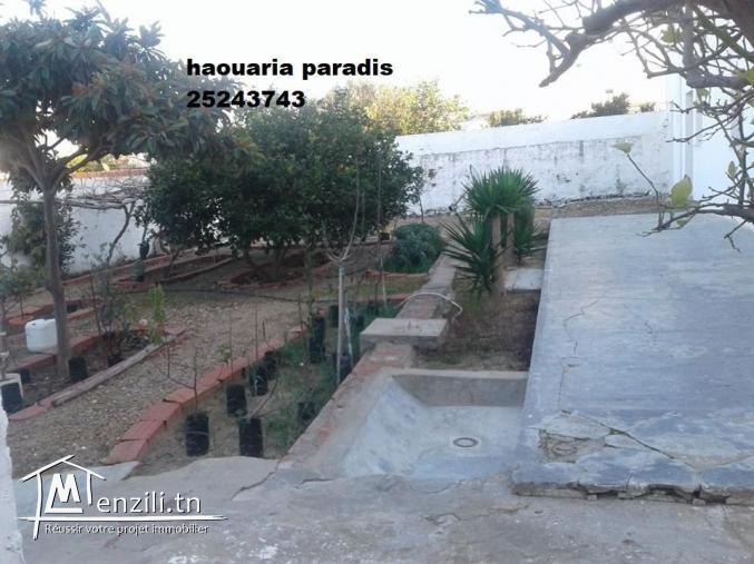 maison de style traditionnel au centre ville el azmour (kelibia)