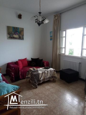 Villa 2 étages indépendants au Bardo
