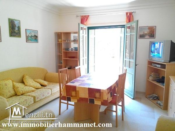 Appartement Lisa à Yasmine Hammamet