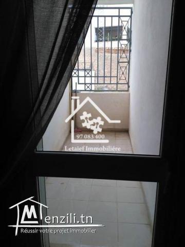 Appartement a sousse a louer