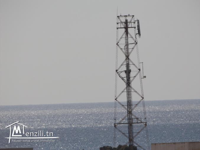 Un S+2 avec suite parentale vue mer à Mrezga