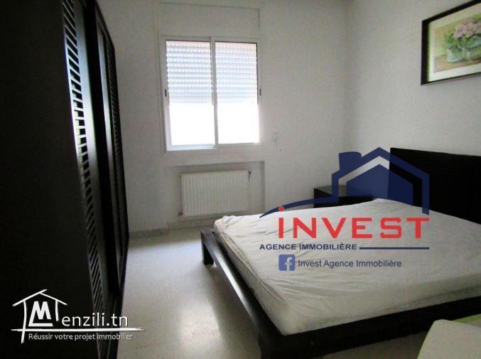 Appartement S+3 meublé à cite Khalil