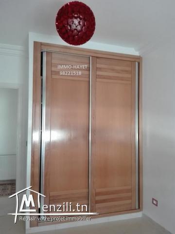 Appartement haut standing s2 au rdc à Mourouj 6
