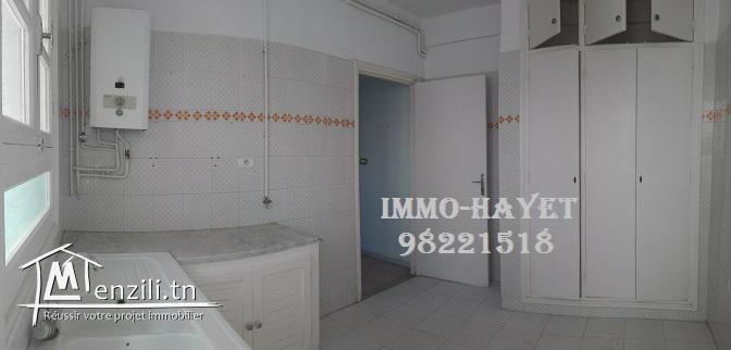 Appartement au rdc  s2 à Mourouj 3