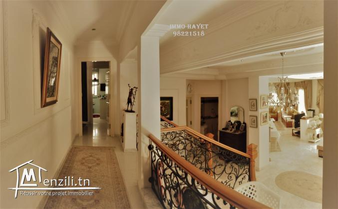 Très belle villa à Mourouj 6