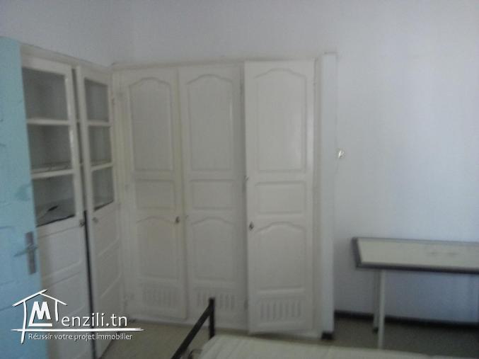Studio S0 à Mrezga Hammamet