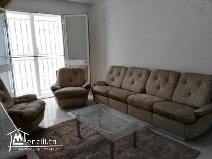 S+1 meublé à Hammamet centre ville