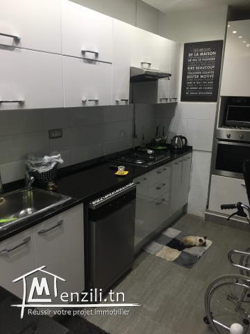 Appartement á el menzah 6