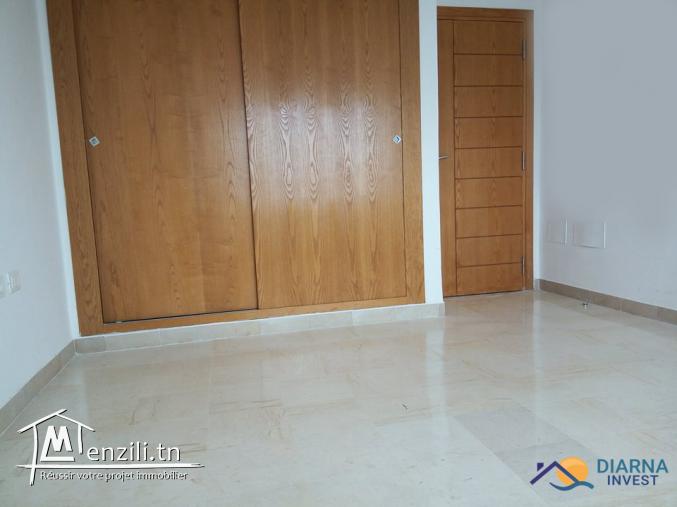 Appartement S+1 de 78m² à 176 000 DT TRÈS HAUT STANDING À RÉSIDENCE LE ZENITH SAHLOUL 4 SOUSSE