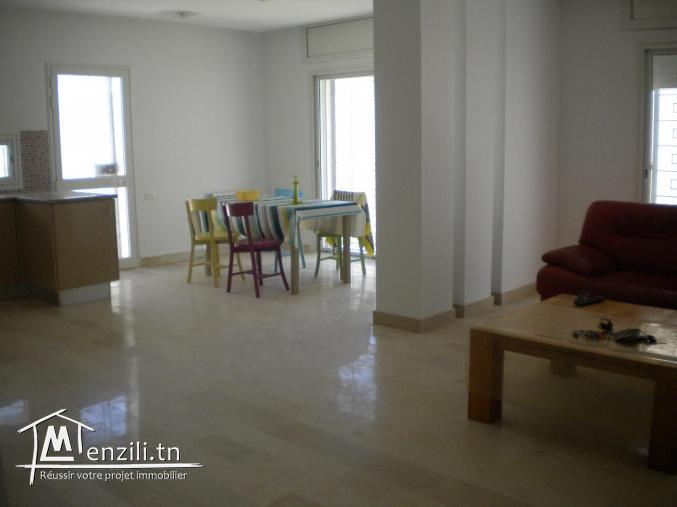 Un appartement de 120 m² sur un terrain de 220 m² à 350.000 DT à Hammamet