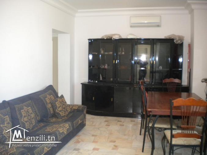Un appartement à Hammamet Nord de 110 m² à 240.000 DT