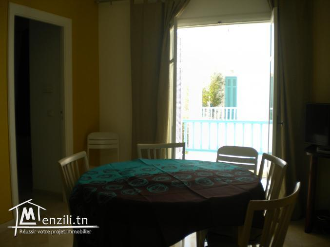 Un appartement à Yasmin Hammamet à 260.000 DT