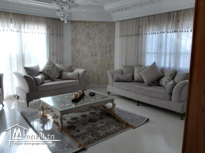 Grande villa meublé à Hammamet
