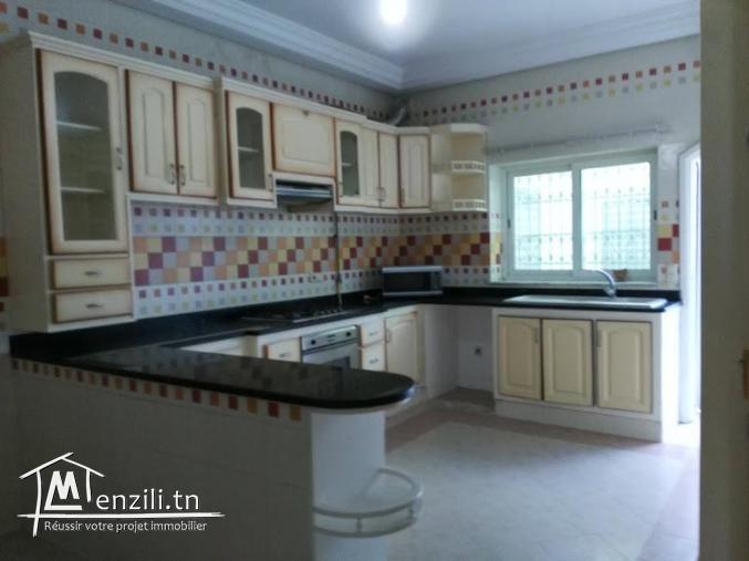Villa meublée à Hammamet nord zone mrezga