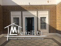 Une maison arabe de 151 m² à 170 MDT à Hammamet