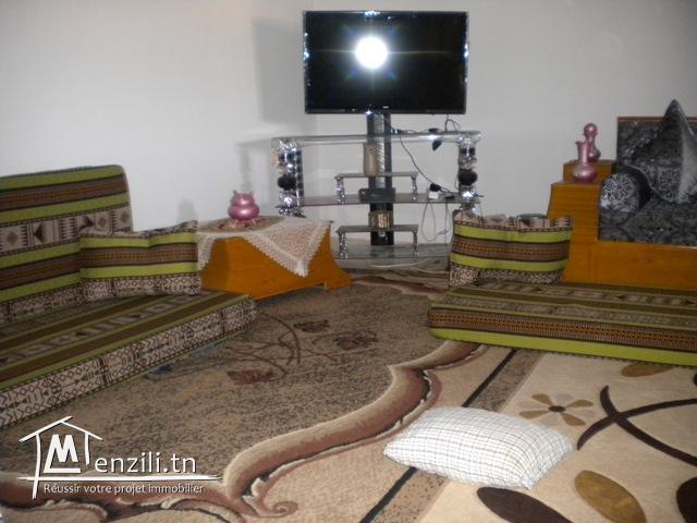 Deux maisonnettes indépendantes de 300 m² sur un terrain de 200 m² à 120 MDT à Hammamet
