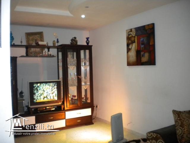 Une maisonnette de 190 m² sur un terrain de 200 m² à Sidi Hammed